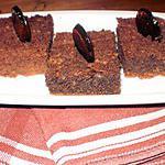 recette brownies au chocolat et aux noix
