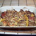 recette Cuisse de dinde marinée à la moutarde