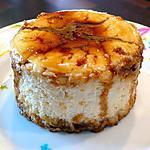recette Délicieux cheesecake égoiste citron gingembre, façon fiadone