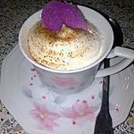 recette ~Crème au cappuccino~