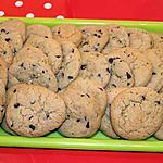 recette COOKIES MOELLEUX  (une cinquantaine)