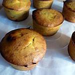 recette Muffins au potiron (pumpkin muffins)
