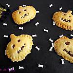 recette Biscuits citrouille pour Halloween
