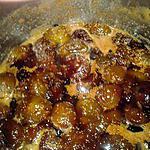 recette Confiture de Figues de vigne