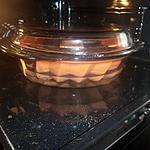 recette gâteau amande-cacao cuisson vapeur au four