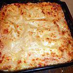 recette Lasagne au saumon