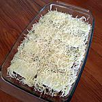 recette Aubergines, boeuf haché (type lasagnes)