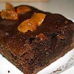 recette Fondant chocolat orange
