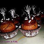 recette Cupcakes d'Halloween au chocolat