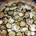 recette Tarte aux légumes