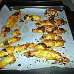 recette croissants nutella