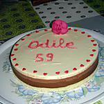 recette Bavarois aux 3 chocolats (recette de nicodu62)