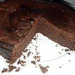 recette Moelleux au chocolat à ma façon