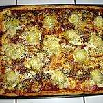 recette Pizza aux 3 fromages et coeurs d'artichaux