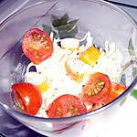 recette verrines céleri rémoulade surimi