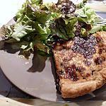 recette tarte au thon et béchamel