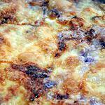 recette Gratin de topinambour et pommes de terre vitelotte