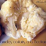 recette Cannelés coulant à la Béchamel