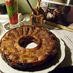 recette puddung de pommes reinettesau prunaux.