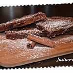 recette Gateau choco-caramel