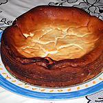 recette Gâteau soufflé à l'orange