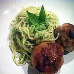 recette Spaghettis au Brocoli avec ses Boulettes Siciliennes