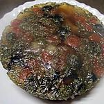 recette poisson et anchois et oeuf en gelés.