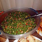 recette Taboulet libanai