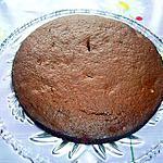 recette Moelleux au chocolat et aux éclats de noisettes