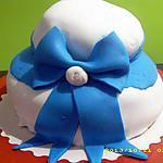 recette gâteau d'anniversaire de mon chéri chéri !!