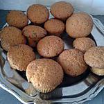 recette Moelleux à la fève tonka et pépites de chocolat