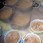 recette poularde fermiére aux champignons