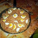 recette riz de thon à la tomate
