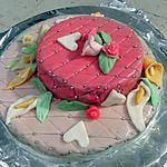 recette Le gâteau que j'ai fait pour les 91 ans de ma belle-mère