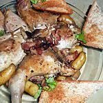 recette Faisan en cocotte forestiére