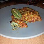 recette cannelloni ricotta épinard et haddock fumé