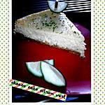 recette Cheese cake citron vert,le goût sensationnel...