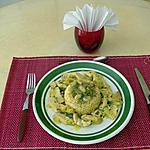 recette poulet aux amandes