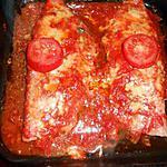 recette Jambon a la tomate gratiné
