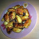 recette Pomme de terre rôti