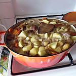recette Sauté de poulet ( avant-cuisses, pilons, ailerons, gésiers, cœurs)