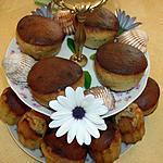 recette Petits gateaux saveur des iles