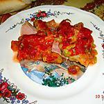 recette legumes verts et jambon gratiné recette de jean revisité!!!