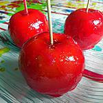 recette Pomme d'amoureuse