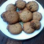 recette Cookies sans oeufs!