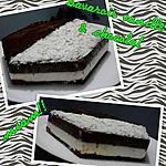 recette bavarois vanille & chocolat noir ( au gout foret noire...)