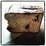 recette Brioche aux pépites de chocolat pour machine à pain