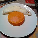 recette filet de maigre purée de carotte pomme de terre et espuma citron gingembre safran