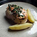 recette paupiette de saumon maison