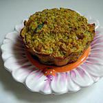 recette Florgette à l'indienne ou petites fleurs salées aux légumes